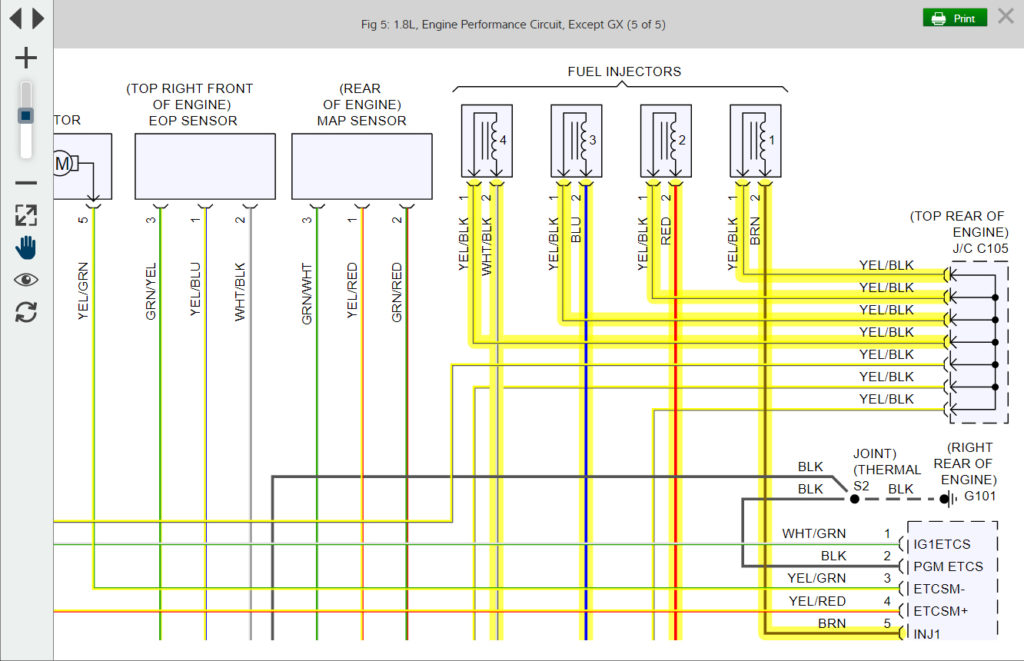 mitchell 1 announces the latest release of prodemand repair information  software includes enhanced wiring diagrams